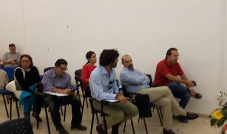 Primo laboratorio blu del progetto Blue_Boost « ARTI Puglia