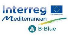 Logo di B-BLUE