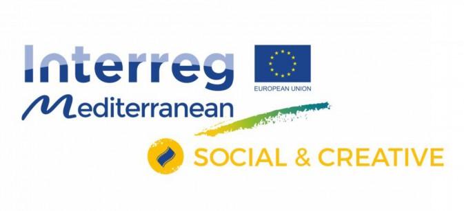 Logo di SOCIAL&CREATIVE