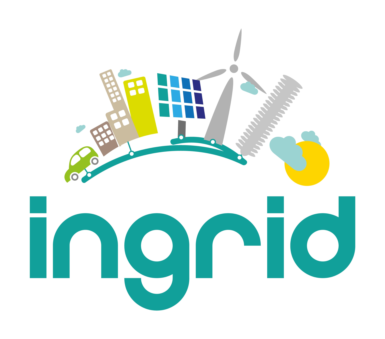 Logo del progetto internazionale Ingrid