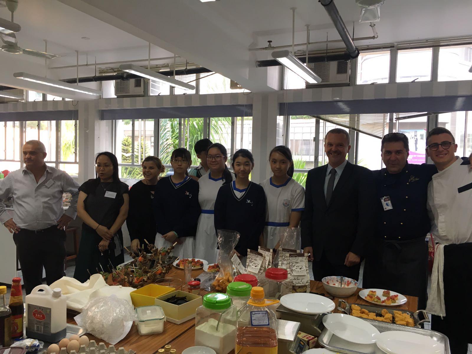 Continua la ricerca della puglia di opportunit in oriente - Scuola di cucina a bari ...