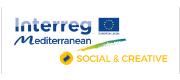 Logo SOCIAL&CREATIVE