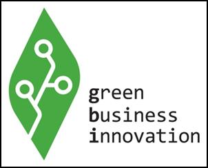 Logo del progetto internazionale Green Business
