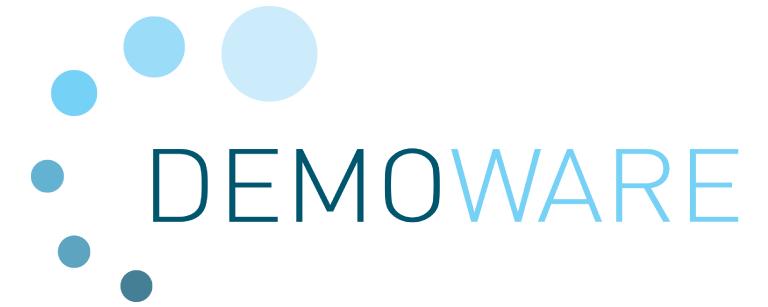 Logo del progetto internazionale Demoware