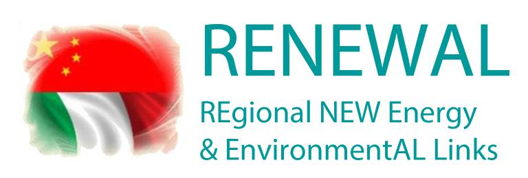 Logo del progetto internazionale RENEWAL